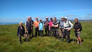 Little Fell Walkers 20170708 Steven Lipscombe